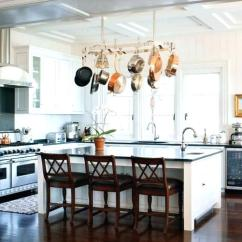 Kitchen Pot Racks Table Runners Pan Rack How To Choose The Right For Hanging Pots And Pans Pertaining Ideas