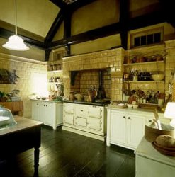 The enchanting victorian home in Practical Magic Decorology