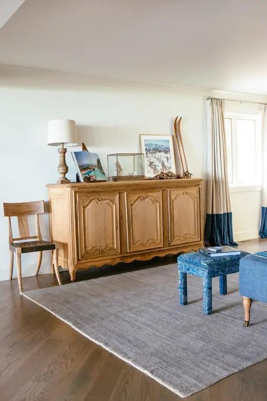 Leo Designs Chicago Living room