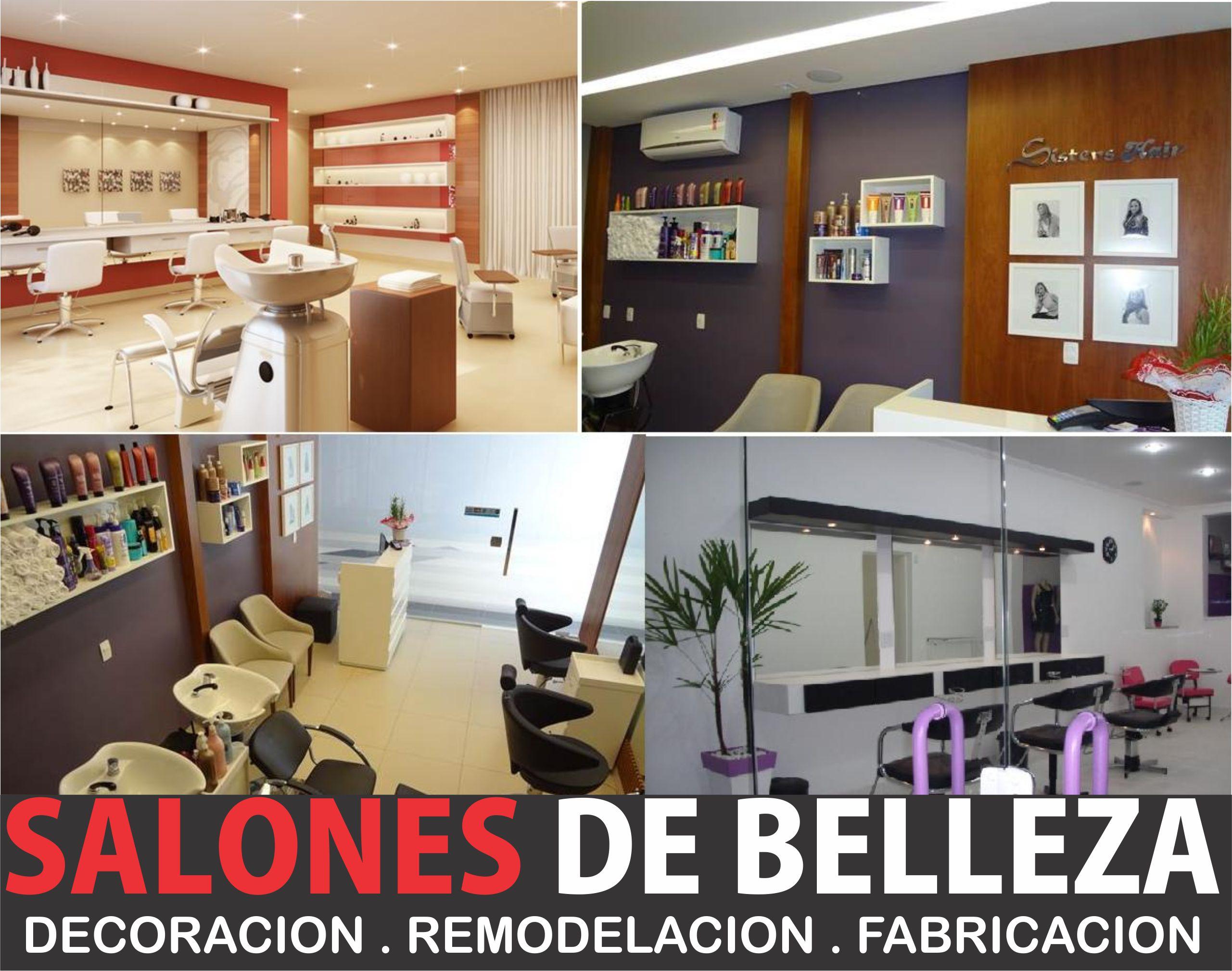 Decoracion De Salon De Belleza Vinilos Salon Belleza Spa