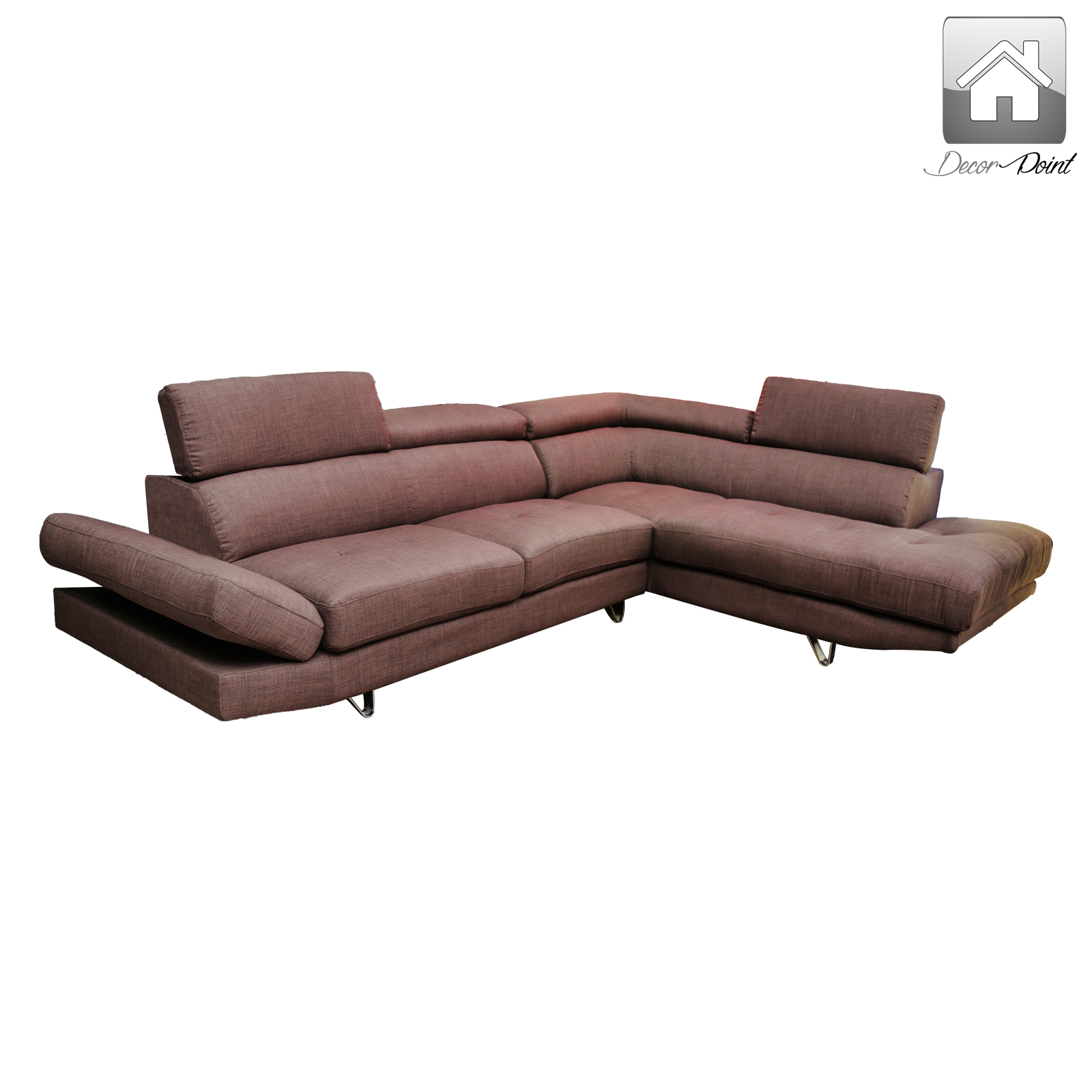 right arm facing sofa left chaise bed repair new luxury arizona fabric corner set with