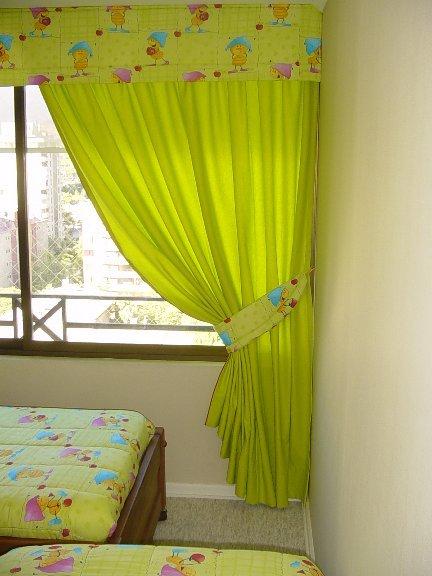 Cortinas para las habitaciones infantiles  Decorativzate
