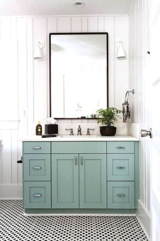 Small Modern Bathrooms 2021 2020 80 Photos and Decoration ...
