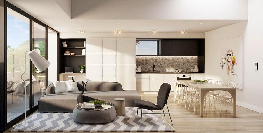 Immaginate una giovane coppia, un appartamento al centro di una città frenetica come milano e un salone di circa 25 metri quadrati. How To Furnish An Open Space Of 20 30 Sqm Decor Scan The New Way Of Thinking About Your Home And Interior Design