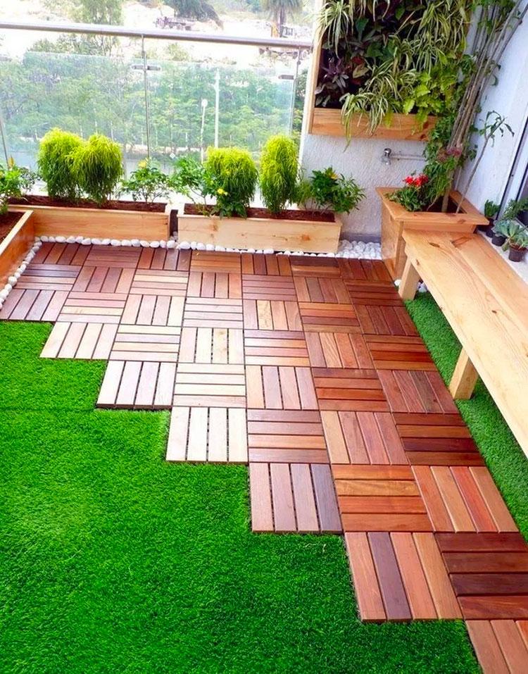 Hai una passione per il fai da te? How To Furnish The Garden Many Simple And Creative Ideas Decor Scan The New Way Of Thinking About Your Home And Interior Design