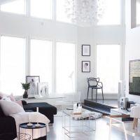 Furniture - Living Room : via @hltips on Instagram ...