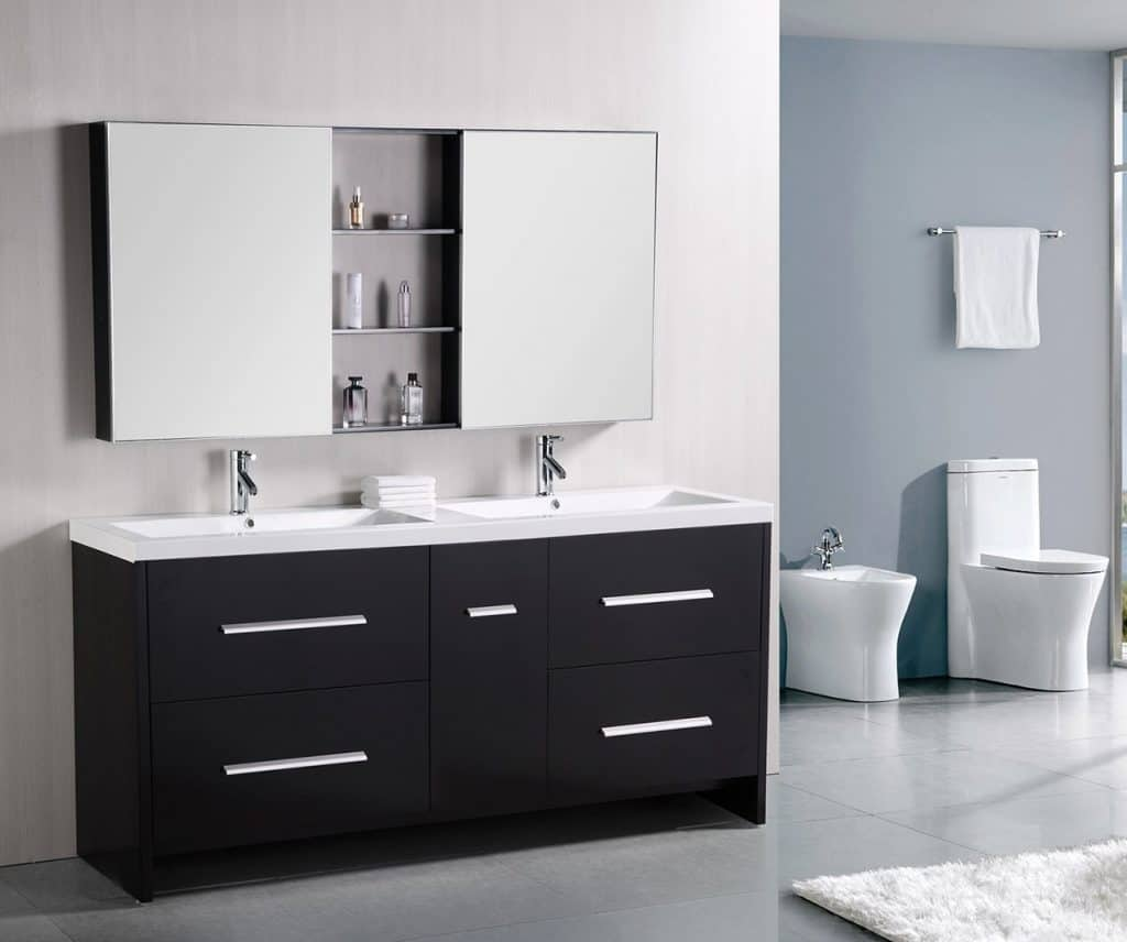 White Bathroom Vanity Ideas 40 Bathroom Vanity Ideas For Your Next Remodel Photos