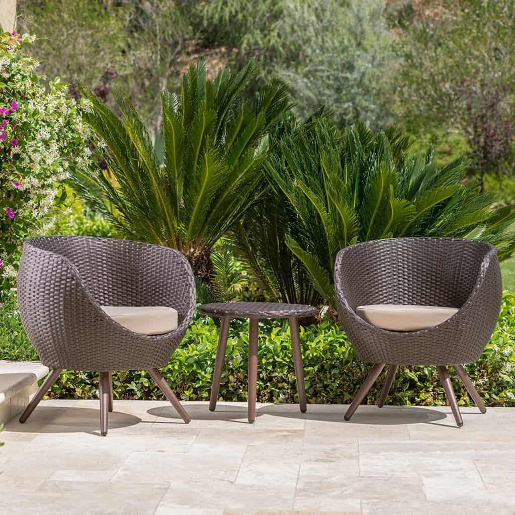Wicker Patio Chair 50 Tips And Ideas For Choosing Outdoor Wicker Furniture Photos