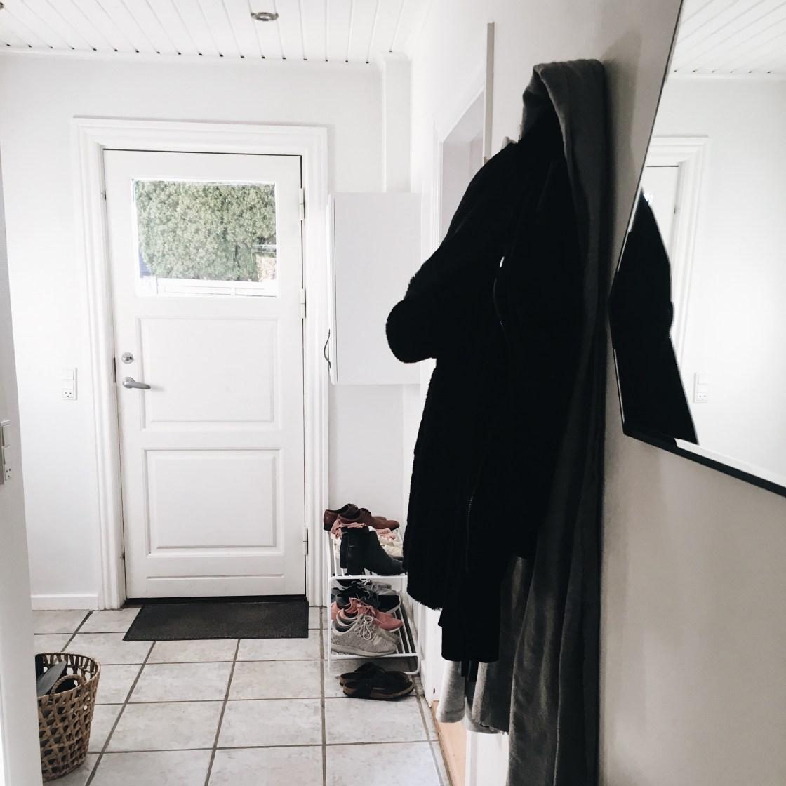 Hvordan du indretter en lille entré