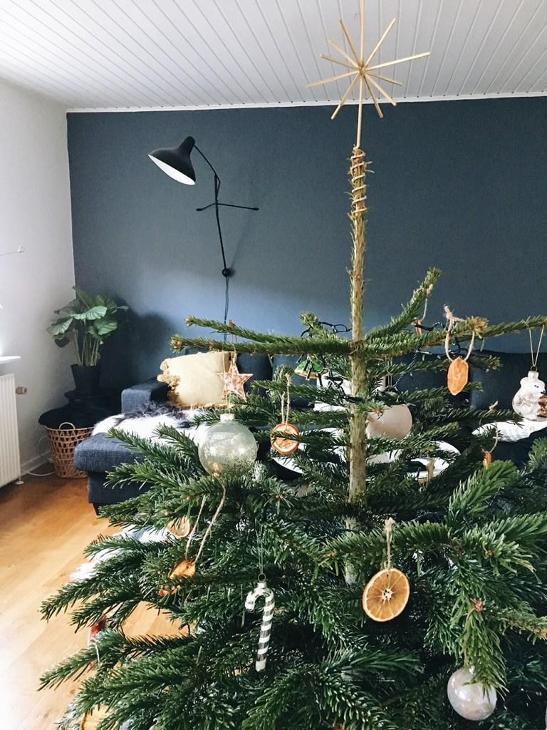 Julepynt til juletræet