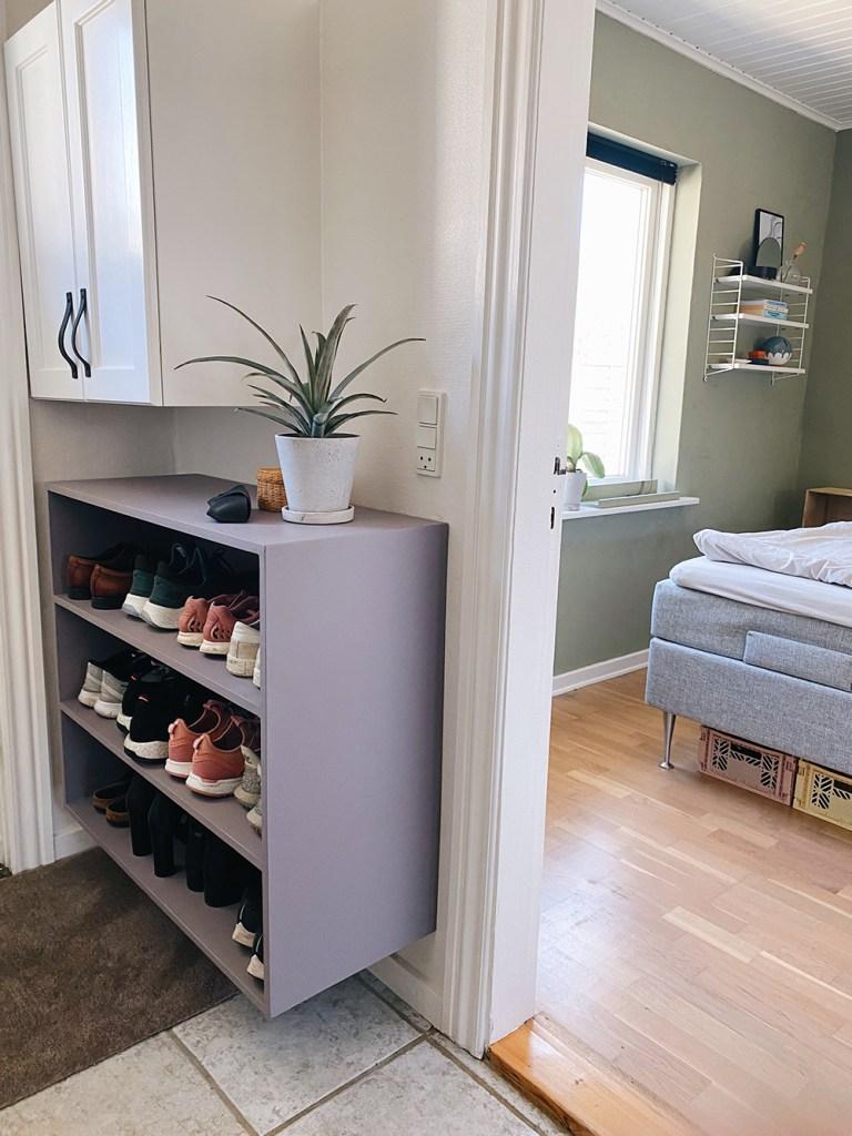 Sådan kan du selv bygge din egen skoreol