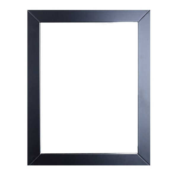 Framed Mirrors for Bathroom Vanity Espresso