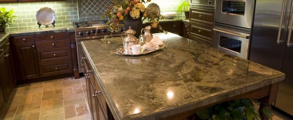 Kitchen furniture color ideas to match your granite countertops  Decor Talk Blog