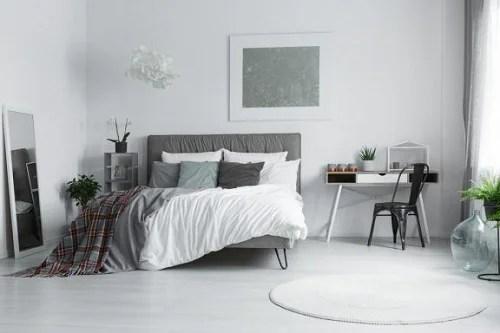 I colori neutri delle pareti con mobili dai colori vivaci si scontrerebbero. Camera Da Letto Con Pareti Bianche 8 Consigli Per Arredarla Decor Tips