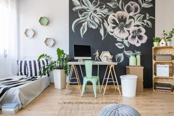 ideas for a bare living room wall decorating with brown furniture 5 novel to try on the walls you have at home