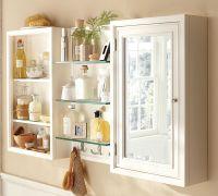 A Pretty Medicine Cabinet - Decor to Adore