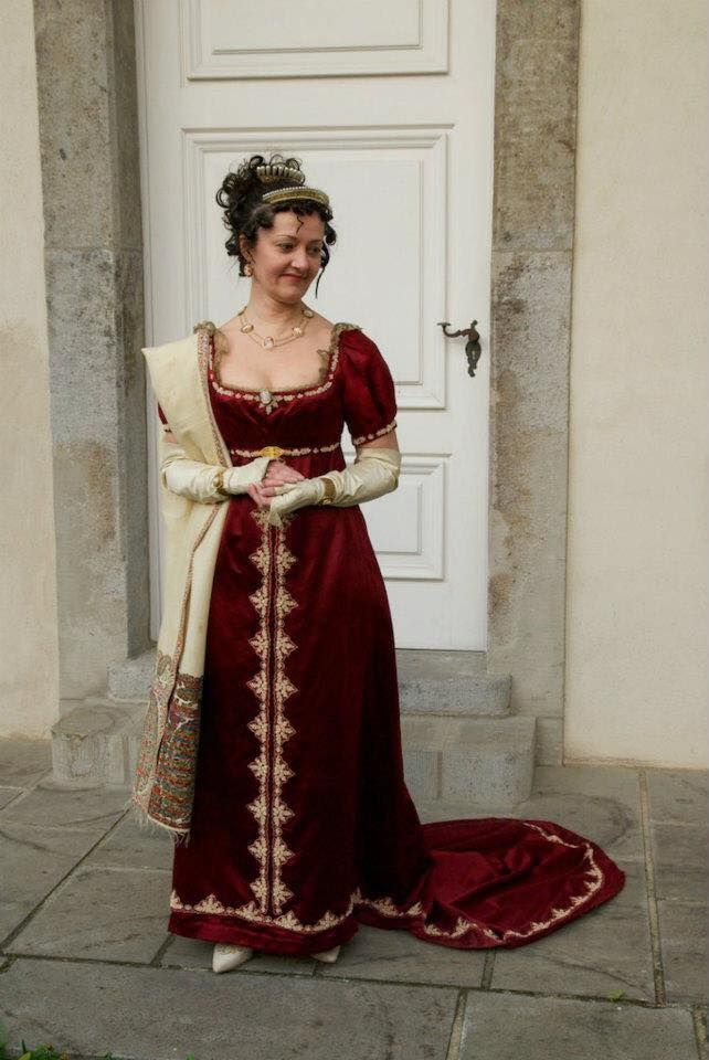 Becoming Jane Creating A Regency Day Dress On A Budget