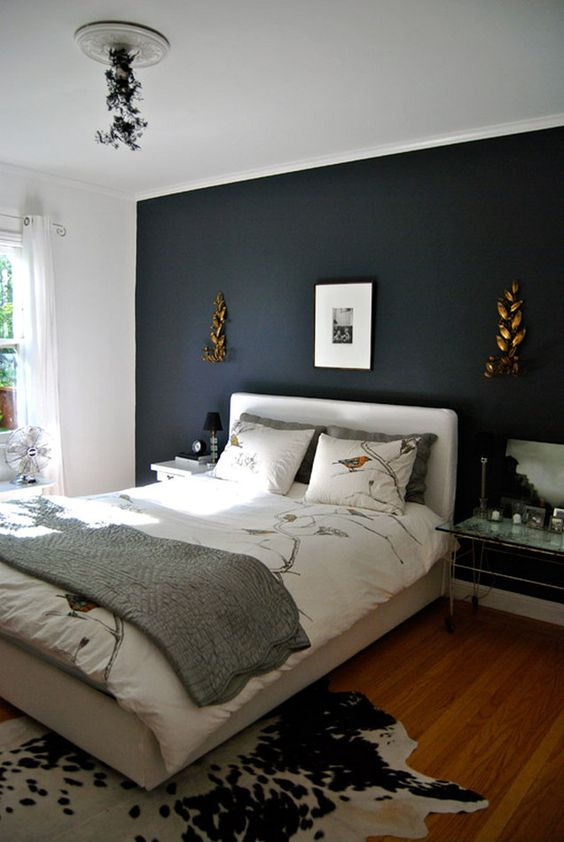 Bold Dark Bedroom Ideas You Might Want To Try Decortrendy