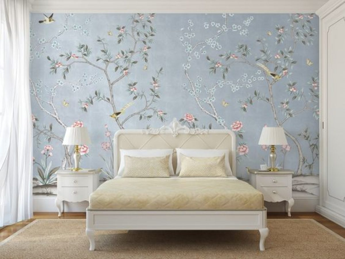 Beautiful Bedroom Wallpaper Ideas To Create Different Vibes Decortrendy