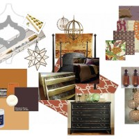 Moodboard Monday:  The Aubergine Fix