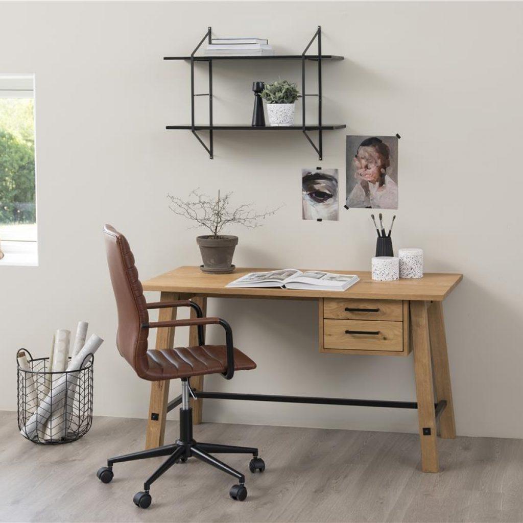 desk or chair ergonomic ikea office chairs decorum furniture store actona winslow black
