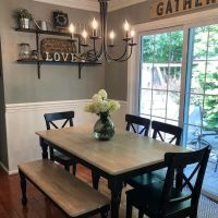 37+ Unanswered Questions On Diy Farmhouse Table Dining Rooms 5