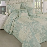 23+ Possible Danger Signs On English Rose Floral Ruffled Grande Bedspread 1
