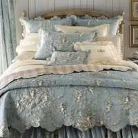 23+ Possible Danger Signs On English Rose Floral Ruffled Grande Bedspread 12