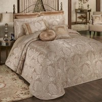 23+ Possible Danger Signs On English Rose Floral Ruffled Grande Bedspread 21