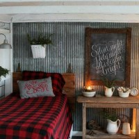 40+ The Ugly Side Of Simple Farmhouse Christmas Bedroom Decor 5
