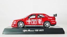 155 V6TI No 8 DEKRA - Red