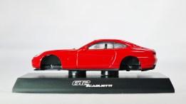 1-64 Kyosho Ferrari Minicar Col 2 - 612 SCAGLIETTI 2004 - RED - 01