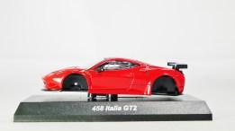 458 Italia GT2 - Red
