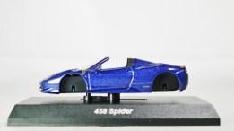 458 Spider - Blue