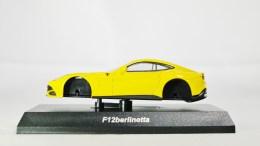 F12berlinetta - Yellow