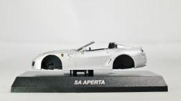 SA APERTA - White