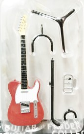 FENDER GUITAR COL 3 - The Spirit of Rock-N-Roll - 4 TELECASTER 63 - 01