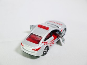 Tomica Assembly Factory Series 10 Mazda 6 Atenza Safety Car SLR w RED Decals & RED Inter - 06
