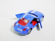 Tomica Assembly Factory Series 3 Elasto NISSAN Fairlady Z Z34 - BLE Body & RED Inter - 06