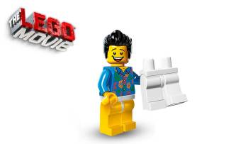 The LEGO Movie Series 71004 - Where Are My Pants Guy