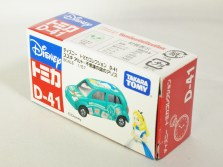 Disney Tomica Collection D-41 SUZUKI ALTO Alice in Wonderland - Green - 09
