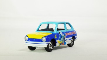 TOMICA-DISNEY-Collection-Vol 2-Subaru-R2-Donald_Duck-D-11-Light_Blue_Yellow-02
