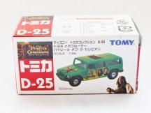 TOMICA-Disney-D-25 Toyota Mega Cruiser Pirates of the Caribbean - 08