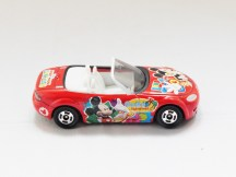 TOMICA-Disney-Mickey Mouse D-37 Club House Roaster Car - 05