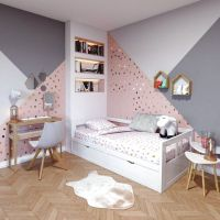60+ Minimalist Bedroom Decorating Ideas For Small Spaces That Reflects Your Personal Taste 36
