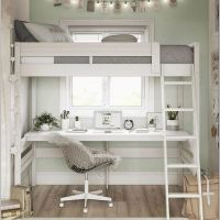 20 Brilliant Loft Beds Tips That Make The Most Of Your Kid's Or Teenager's Room 5