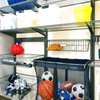 50+ Garage Organization Ideas For Cheap Garage Clutter Clearing That Will Save You Space 4