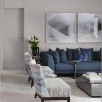 18 Spectacular White And Blue Living Room Ideas For Modern Home 1