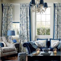 18 Spectacular White And Blue Living Room Ideas For Modern Home 28