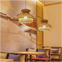 Rattan Pendant Lights to Decorate Your Room